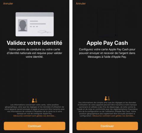 Apple Pay Cash France 481x450 - Apple Pay Cash : le service de paiement par iMessages bientôt en France ?