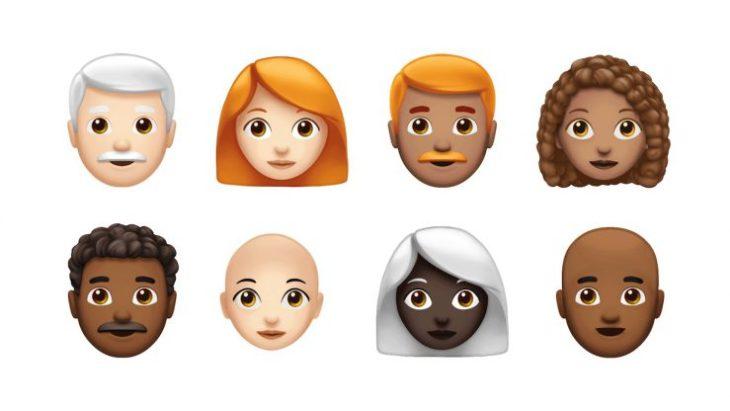 iOS 12.1 arrive avec plus de 70 nouveaux Emoji !