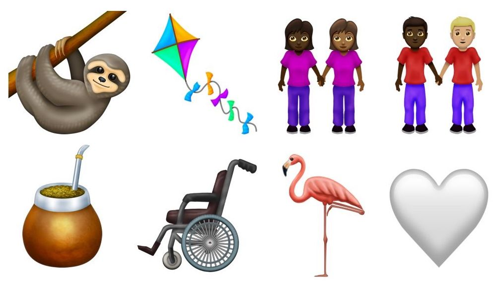 Potentiels Emojis 2019 - Unicode : les premiers Emoji de 2019 sont connus