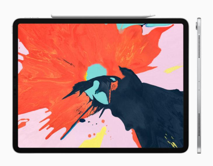 Keynote : Apple lève le voile sur l'iPad Pro 2018 avec Face ID