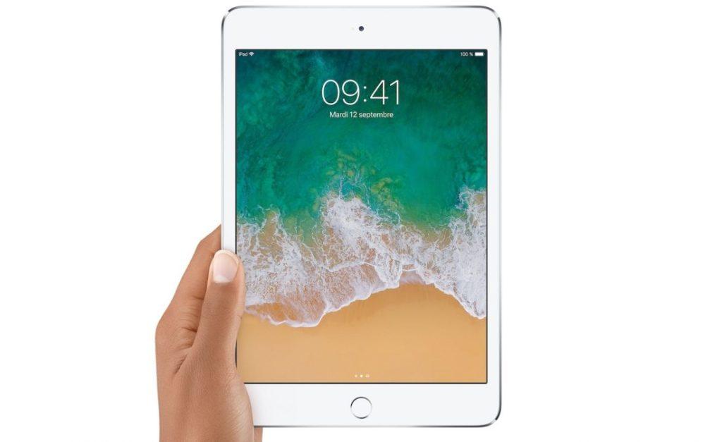 iPad mini 4 Avant 1024x627 - Keynote : nouvel iPad Mini, sortie du AirPower d'ici début 2019 ?