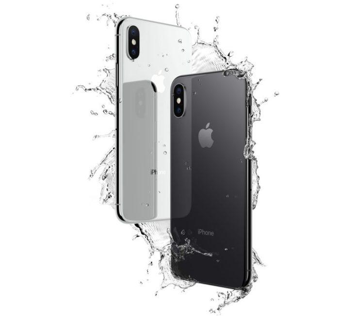 Résistance à l'eau : les iPhone de 2019 seraient IP68, comme l'iPhone XS