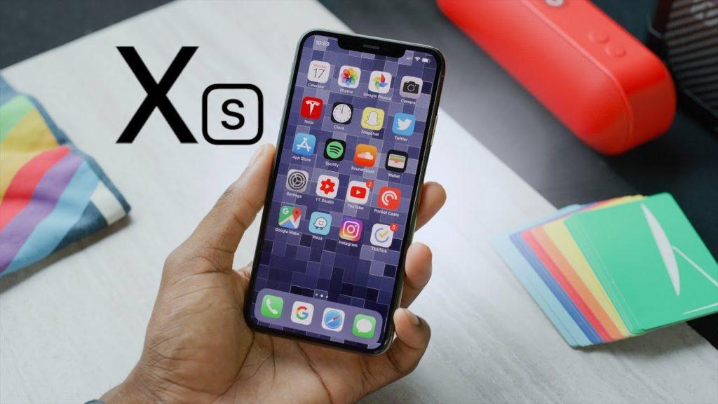 iphone xs 1024x576 - Apple pourrait doter ses iPhone de 2019 de nouvelles antennes