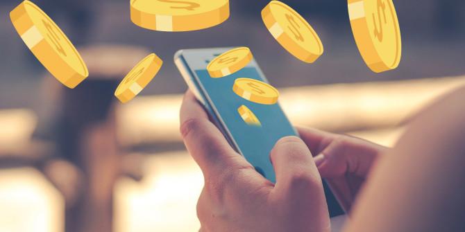 smartphone reductions - Le marché des smartphones subit une chute historique de ses ventes