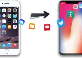 Nouvel iPhone XS : comment transférer ses photos d'Android à iOS ?