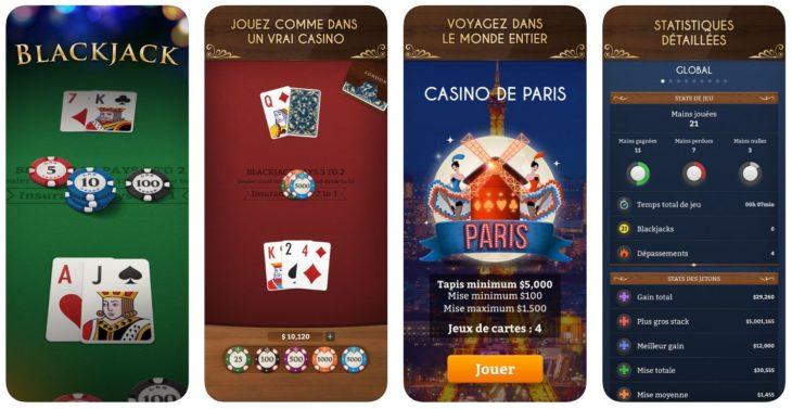 Blackjack ∙ : un jeu de Casino gratuit pour tous