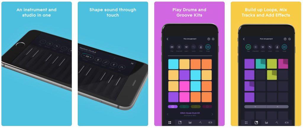 noise app 1024x434 - App du jour : Noise (iPhone & iPad - gratuit)