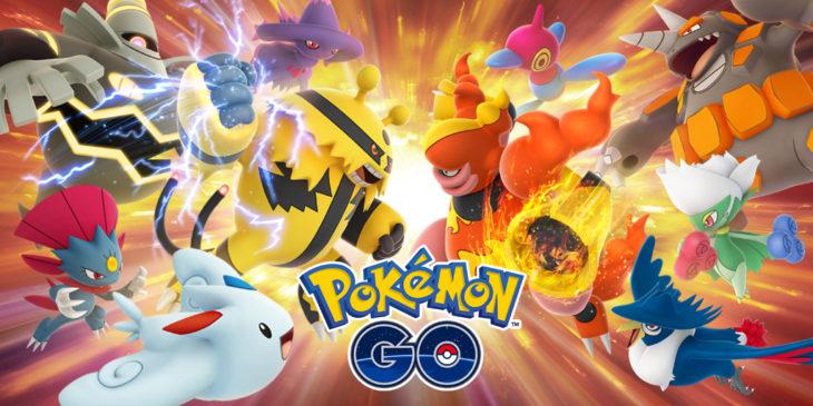 PvP sur Pokémon GO : les combats entre dresseurs arrivent enfin !