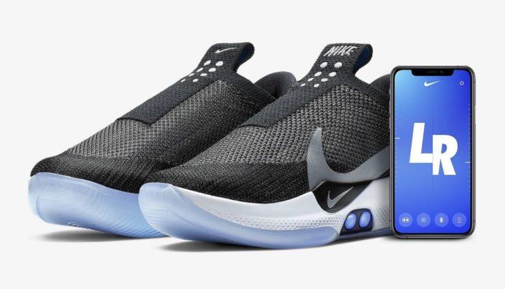 Adapt BB : Nike dévoile des chaussures connectées autolaçantes