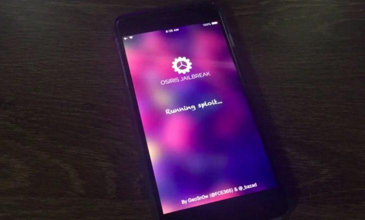 OsirisJailbreak12 : un 1er outil de jailbreak iOS 12 voit le jour !