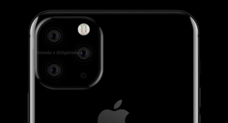 iPhone de 2019 : encoche réduite, Touch ID & port USB-C ?