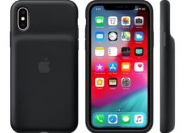Apple lance sa Smart Battery Case pour les iPhone XS, XS Max & XR