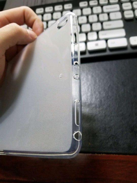 Supposee Coque iPad Mini 5 2 540x720 - Une coque dévoile le design du futur iPad mini 5
