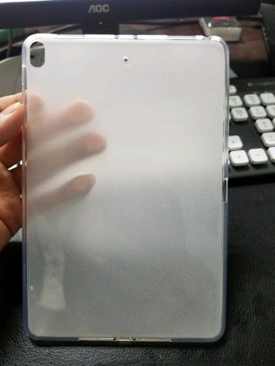 Une coque dévoile le design du futur iPad mini 5