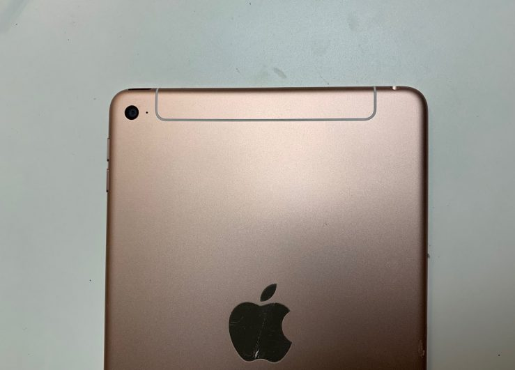 Supposee Fuite iPad mini 5 739x531 - iPad Mini 5 : premières photos présumées