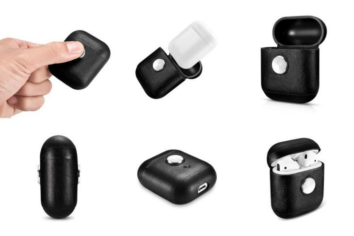 ZenPod : l'étui qui fait du boîtier des AirPods un hand spinner