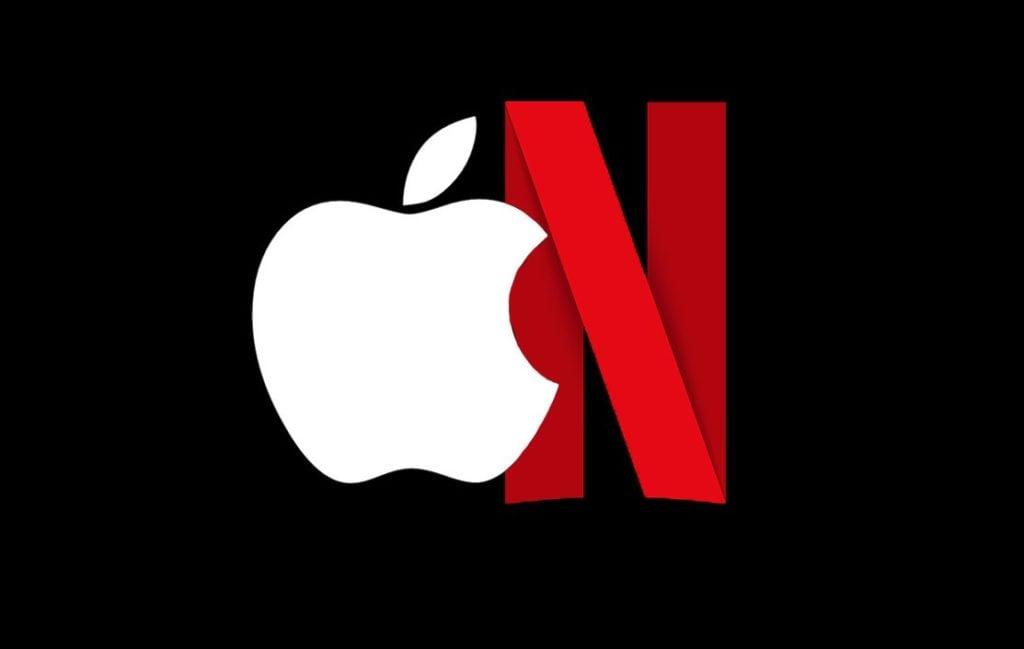 apple netflix 1024x649 - Apple souhaite lancer son « Netflix des jeux vidéo »