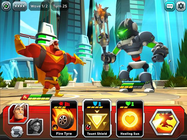 battlehand heroes app - Jeu du jour : BattleHand Heroes (iPhone & iPad - gratuit)