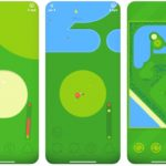 Jeu du jour : Golfing Around (iPhone & iPad - gratuit)