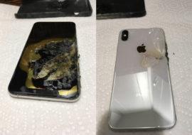 Insolite : un iPhone XS Max explose dans la poche d'un américain