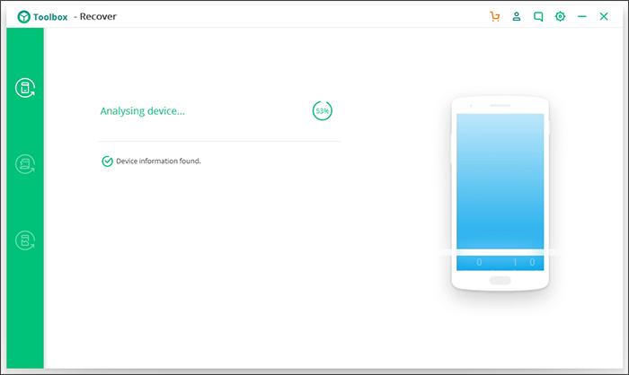 iskysoft toolbox 3 - Comment récupérer des messages supprimés de WhatsApp sur iPhone ?