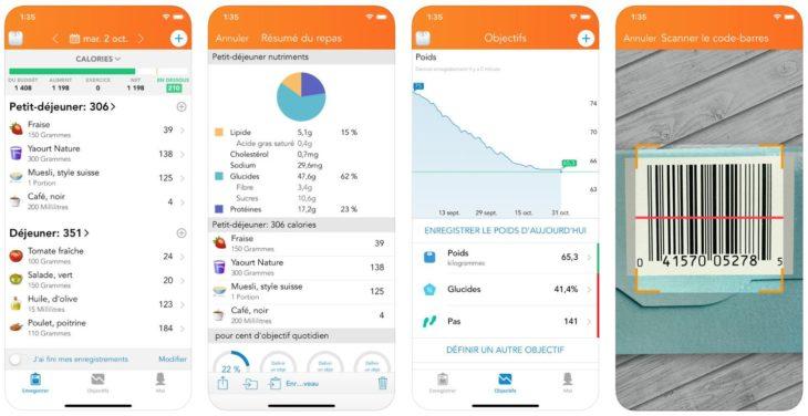 App du jour : Lose It! – Compteur de calorie (iPhone & iPad – gratuit)