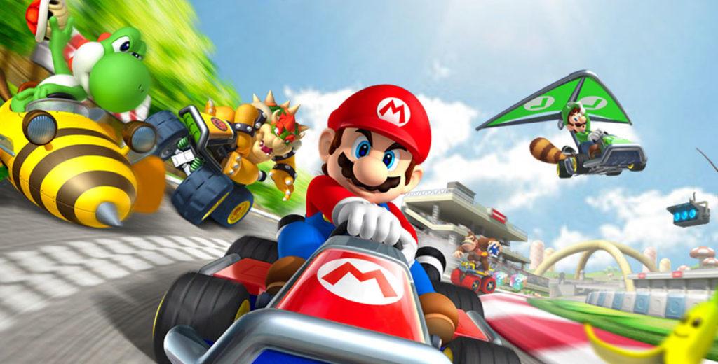 mario kart 1024x520 - Mario Kart Tour : la sortie finalement repoussée à cet été sur iOS