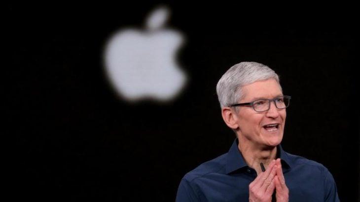 À l'Apple Park, Tim Cook fait tout pour rassurer ses investisseurs