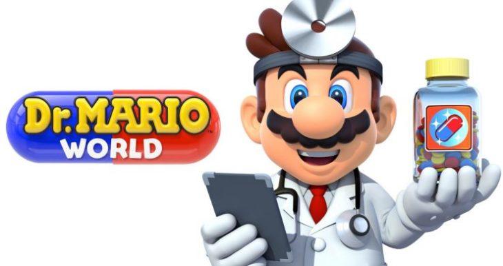 Dr Mario World sortira le 10 juillet sur iOS et Android !