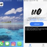 Jailbreak iOS 12 Unc0ver Tutoriel 150x150 - Jailbreak : Cydia 1.1.23, extensions par applications & downgrade de tweaks