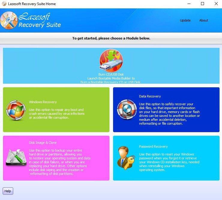 Lazersoft - Les 5 meilleurs logiciels de récupération de données sur Mac en 2019