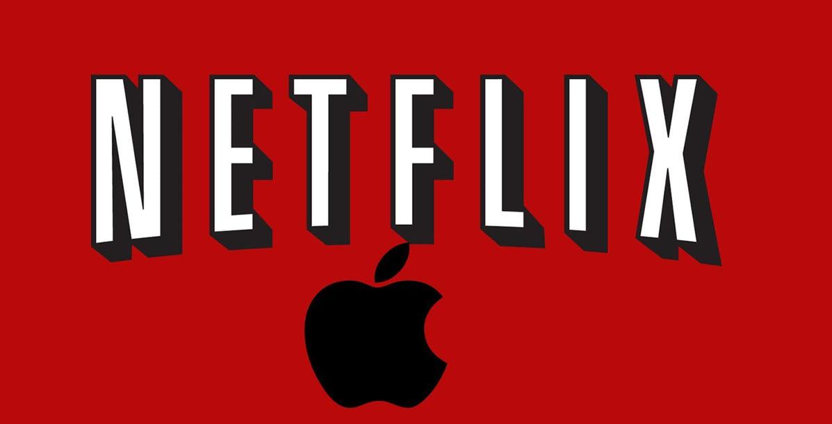 Netflix Apple Logo - Apple va-t-il racheter Netflix ? La banque JPMorgan lui conseille