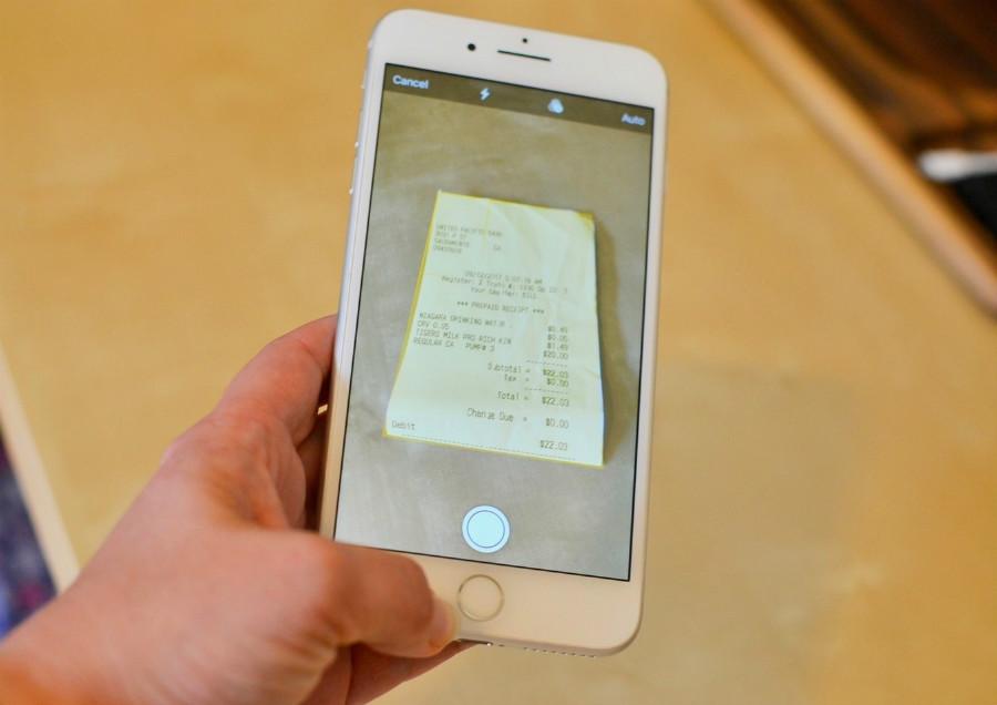 Scanner iphone smartphone - Comment numériser des documents directement avec son smartphone?