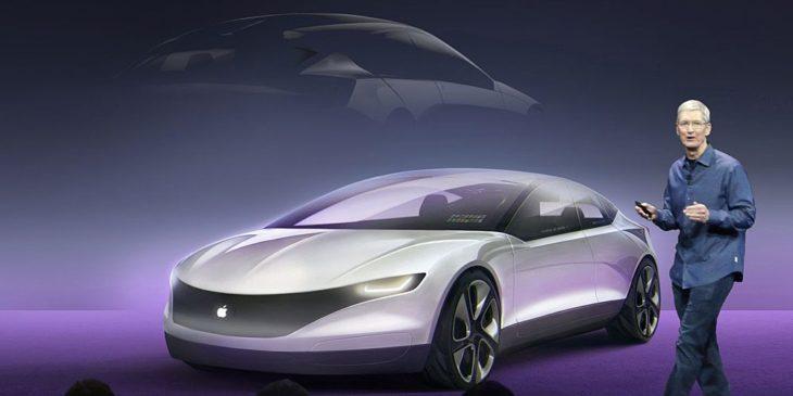 Apple débauche de Tesla un expert en moteurs électriques