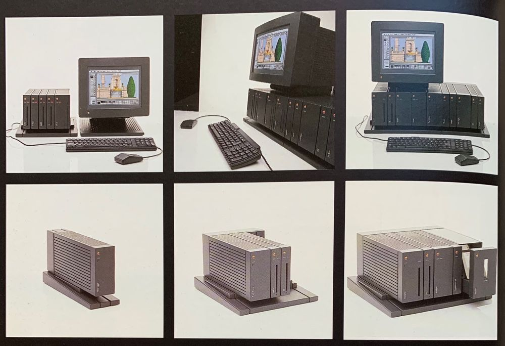 apple modulaire - Mac Pro modulaire : Apple voulait déjà le commercialiser en 1984