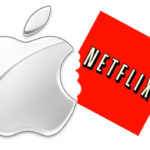 "apple netflix 150x150 - Le service de streaming vidéo ""Netflix-like"" d'Apple lancé en avril ?"
