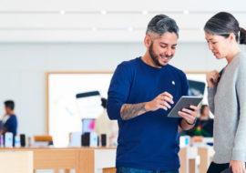 Apple vous incite à acheter un nouvel iPhone si le vôtre arrive en fin de garantie