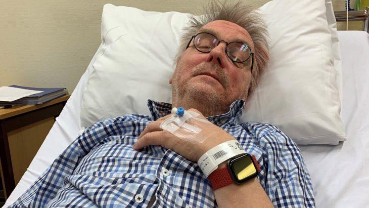 L'Apple Watch sauve la vie d'un Norvégien après une chute