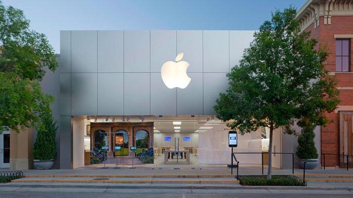 applesouthlake - Apple ferme certaines de ses boutiques pour lutter contre les chasseurs de brevets