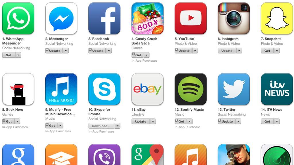 appstore - Apple : les développeurs pourront solder leurs apps pour fidéliser leurs clients