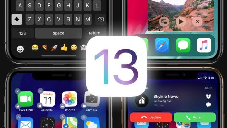iPhone : et si iOS 13 proposait 40 nouvelles fonctionnalités ?