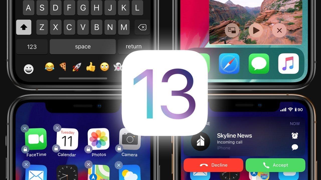 concept ios 13 - iPhone : et si iOS 13 proposait 40 nouvelles fonctionnalités ?