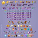 Consortium Unicode : les 230 nouveaux Emoji de 2019 dévoilés !