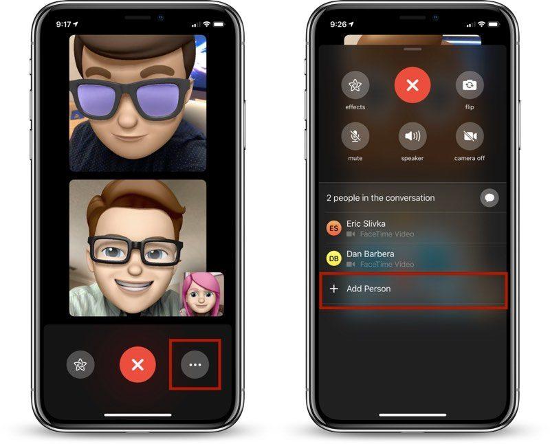 facetime correctif - iOS : Apple supprime une fonctionnalité en corrigeant la faille FaceTime