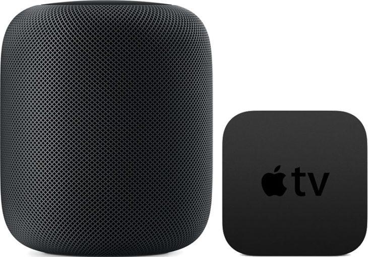 Apple ne gagnerait pas d'argent sur le HomePod et l'Apple TV