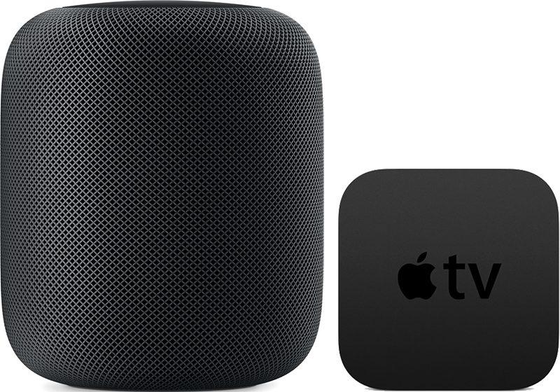 Une future Apple TV avec haut-parleur HomePod et caméra FaceTime ?