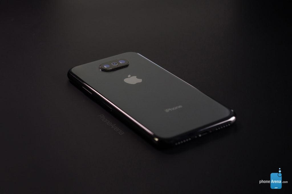 iPhone 11 XI rendu 3D sombre iOS 13 7 1024x683 - iOS 13 : un rendu 3D du mode sombre sur l'iPhone XI