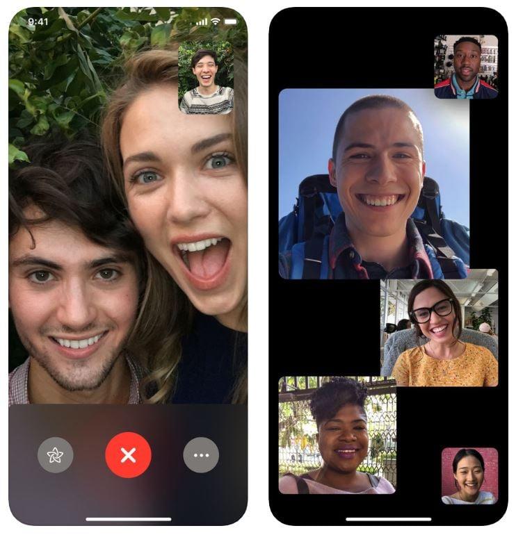 ios 12 facetime - Faille Facetime : Apple va déployer un correctif dans la semaine