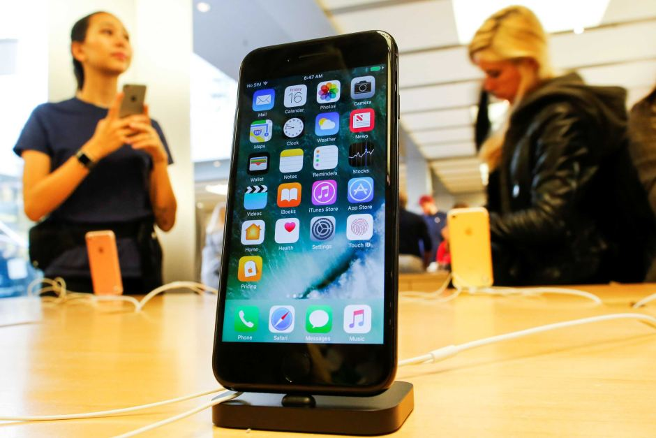 iphone apple store - Apple : les utilisateurs d'iPhone changent leurs appareils tous les 4 ans