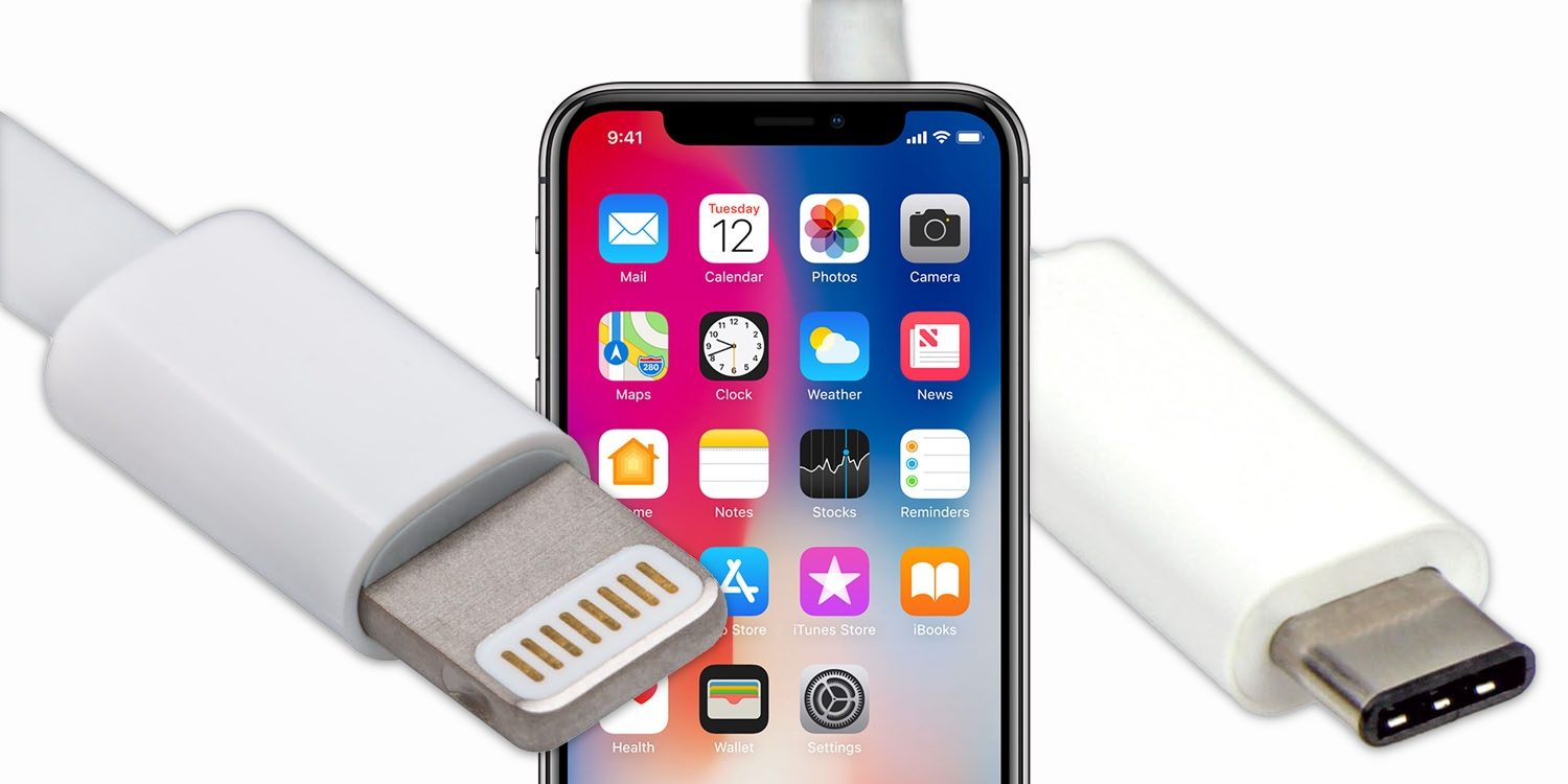 iphone x usb c - iPhone XI : Apple ne proposerait ni l'USB-C, ni la charge rapide